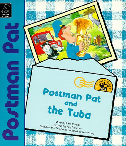 9780590198196: Postman Pat and the Tuba (Postman Pat Activity Books & Packs)