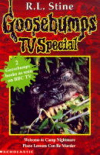 9780590198653: Welcome to Camp Nightmare (Goosebumps TV Special S.)