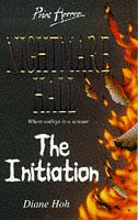 9780590199902: The Initiation (Point Horror Nightmare Hall S.)