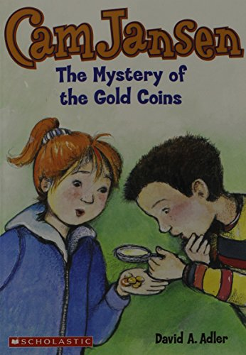9780590200318: Cam Jansen and the Mystery of the Gold Coins (Cam Jansen)