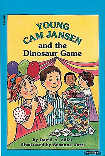 9780590200332: Young CAM Jansen and the Dinosaur Game (Young CAM Jansen)