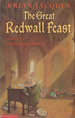 9780590200363: The Great Redwall Feast