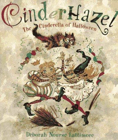9780590202329: Cinderhazel: The Cinderella of Halloween