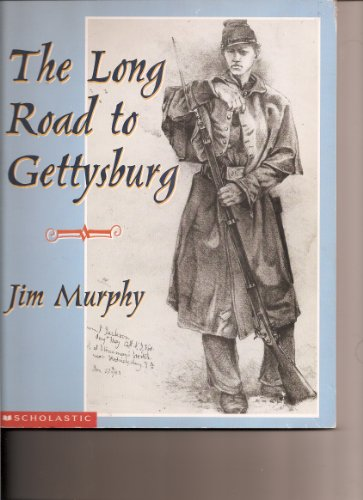 9780590202367: The Long Road to Gettysburg
