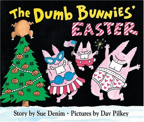 Dumb Bunnies' Easter: Denim, Sue