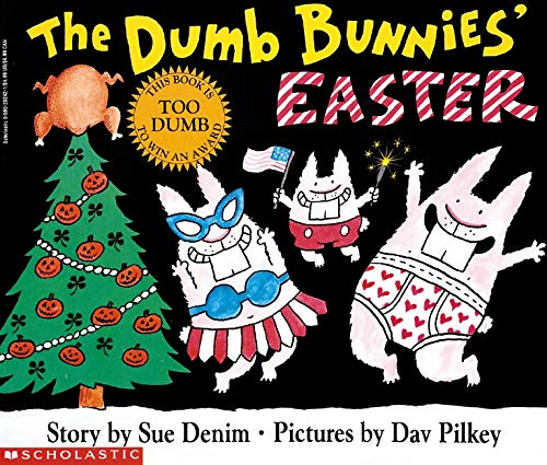 9780590202428: The Dumb Bunnies' Easter