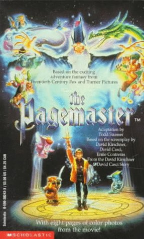 9780590202435: The Pagemaster