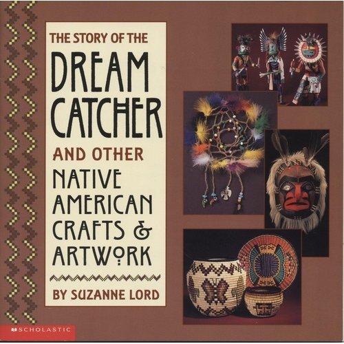 9780590202497: Dream Catcher Craft Kit (Scholastic's Creativity Zone)