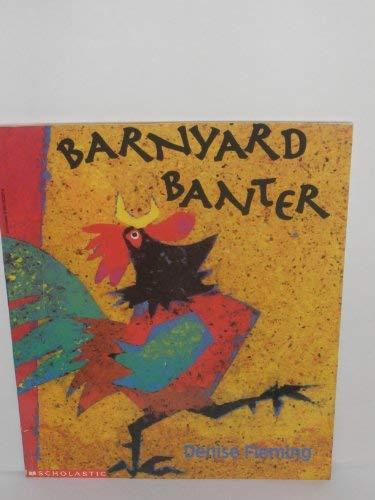 9780590203074: Barnyard banter