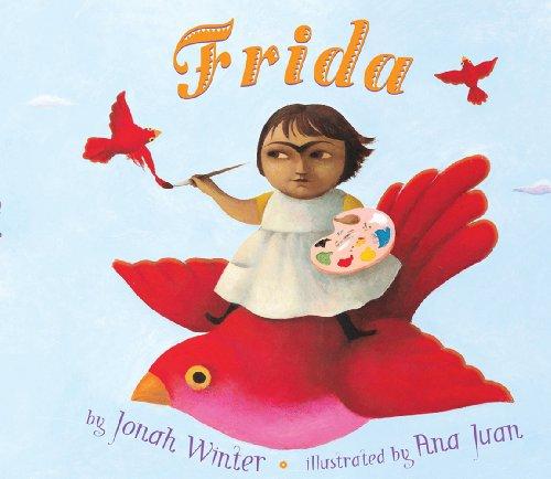 9780590203203: Frida (Hc)