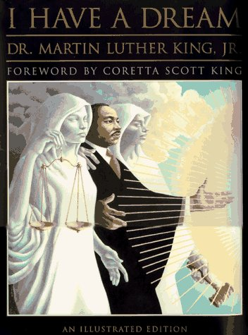 I HAVE A DREAM,DR.MARTIN LUTHER KING JR.,PAINTINGS: King, Martin Luther