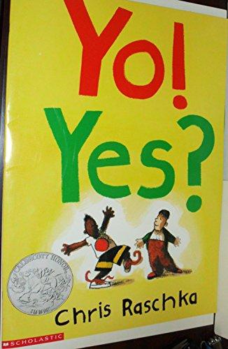 9780590205580: Yo! Yes? (Big Books)