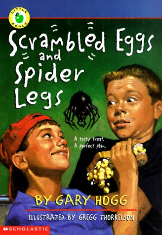 9780590205894: Scrambled Eggs And Spider Legs