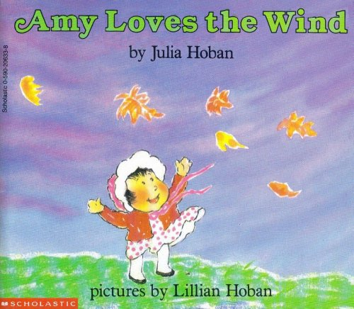 9780590206334: Amy loves the wind