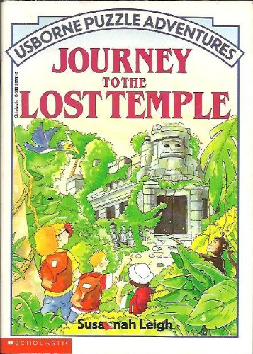Journey to the lost temple (Usborne puzzle: Leigh, Susannah