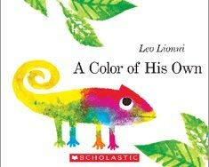9780590206860: A Color of His Own (Big Book)