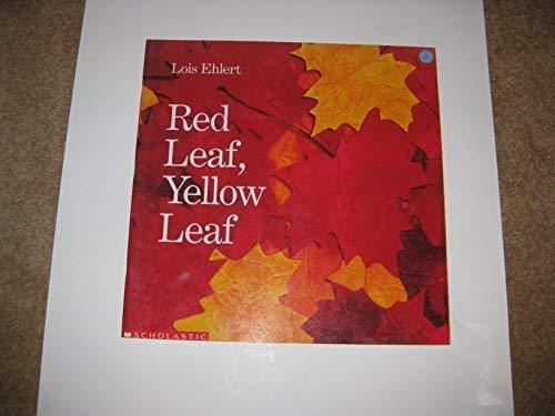 9780590207089: Red Leaf, Yellow Leaf (Big Book)