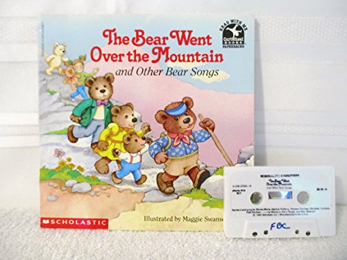 9780590208512: The Bear Went Over the Mountain and Other Bear Songs