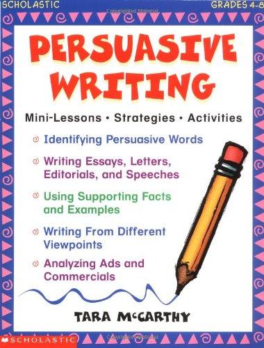 Essay persuasive