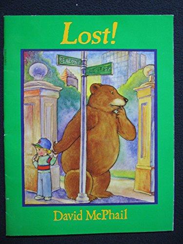 9780590211000: Lost!