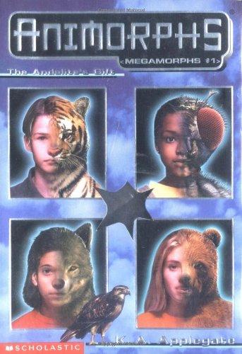 9780590213042: Animorphs Megamorphs #01: The Andalite's Gift