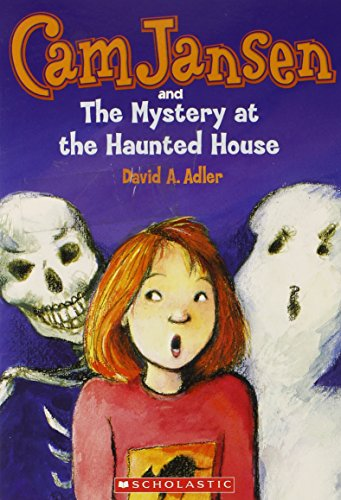 9780590216944: Cam Jansen and The Mystery at the Haunted House