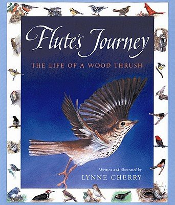 9780590216968: FLUTE'S JOURNEY: The Life of a Wood Thrush