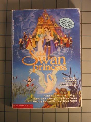9780590222044: The Swan Princess