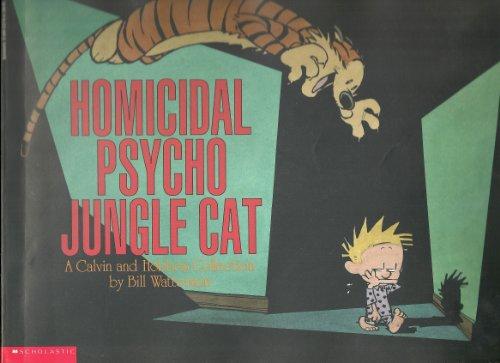 9780590222105: Homicidal Psycho Jungle Cat