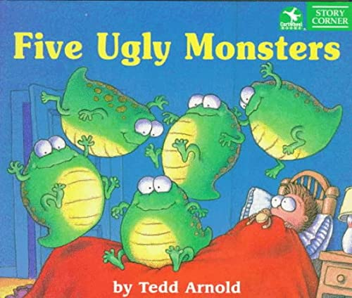 9780590222266: Five Ugly Monsters