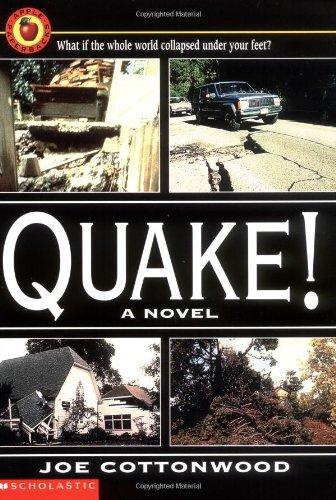 9780590222334: Quake!