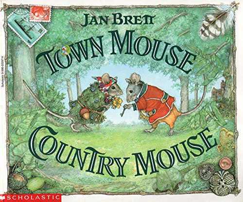 9780590222976: Town Mouse, Country Mouse