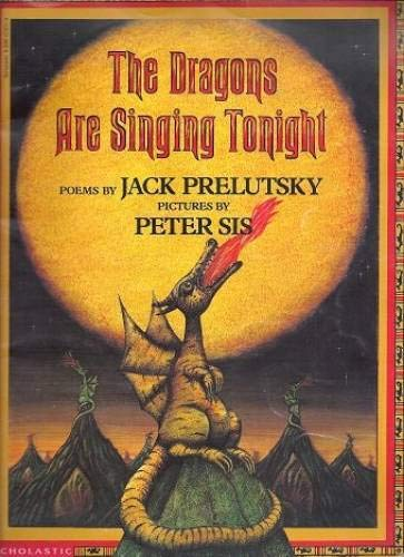 9780590223317: Dragons Are Singing Tonight