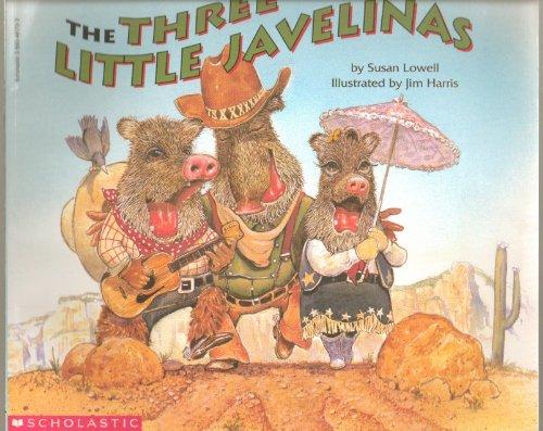 the Three Little Javelinas: Susan, Lowell