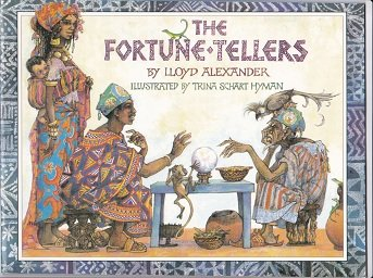 9780590224284: The Fortune Tellers