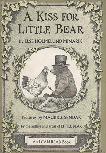9780590224291: A kiss for Little Bear (An I can read book)