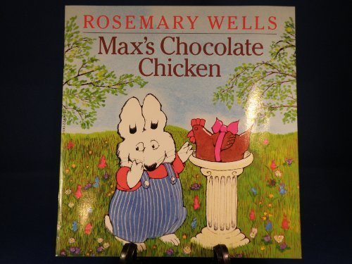 9780590224369: Max's Chocolate Chicken