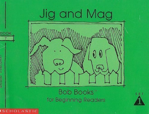 Jig and Mag (0590224441) by Bobby Lynn Maslen