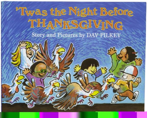 9780590224826: 'Twas the Night Before Thanksgiving