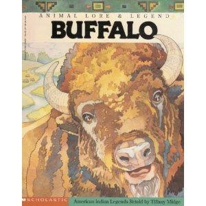 9780590224895: Animal Lore and Legend: Buffalo (Animal lore & legend)