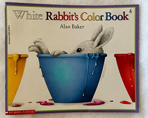 9780590224994: White Rabbit's Color Book