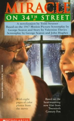 The Miracle on 34th Street (0590225065) by Todd Strasser