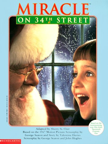 The Miracle on 34th Street (0590225081) by Francine Hughes