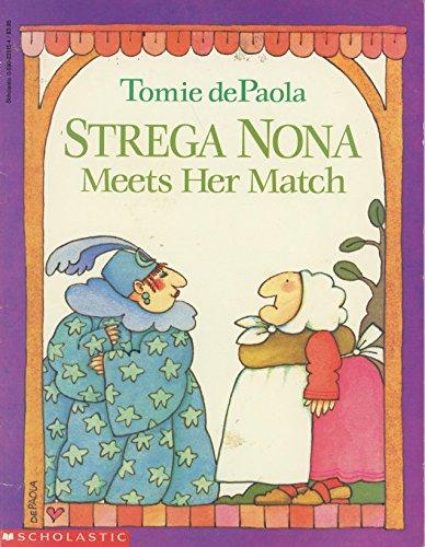 9780590225151: Strega Nona Meets Her Match