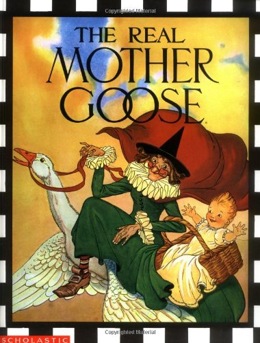 9780590225175: The Real Mother Goose