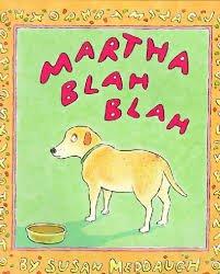 9780590225823: Martha blah blah