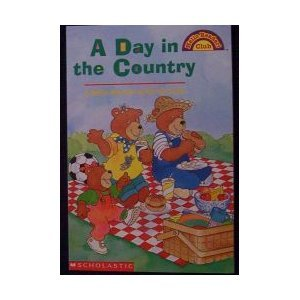 A Day in the Country (Hello Reader Activity Book)