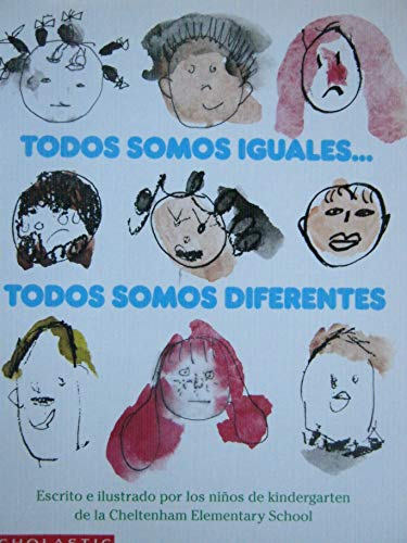 Todos Somos Iguales. Todos Somos Diferentes: n/a