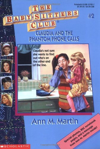 9780590227636: Claudia and the Phantom Phone Calls (The Baby-Sitters Club, No. 2)