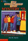 9780590228695: Kristy and the Middle School Vandal (Baby-Sitters Club Mystery)